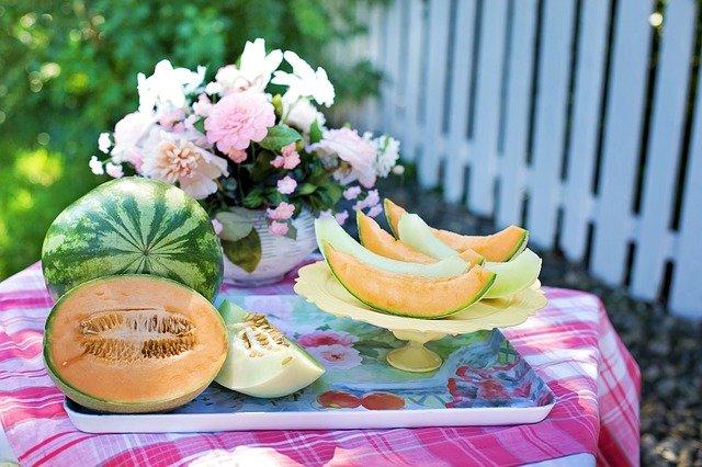 CANTALOUPE/MELONS BENEFITS- GOOD FOOD FOR EYE HEALTH