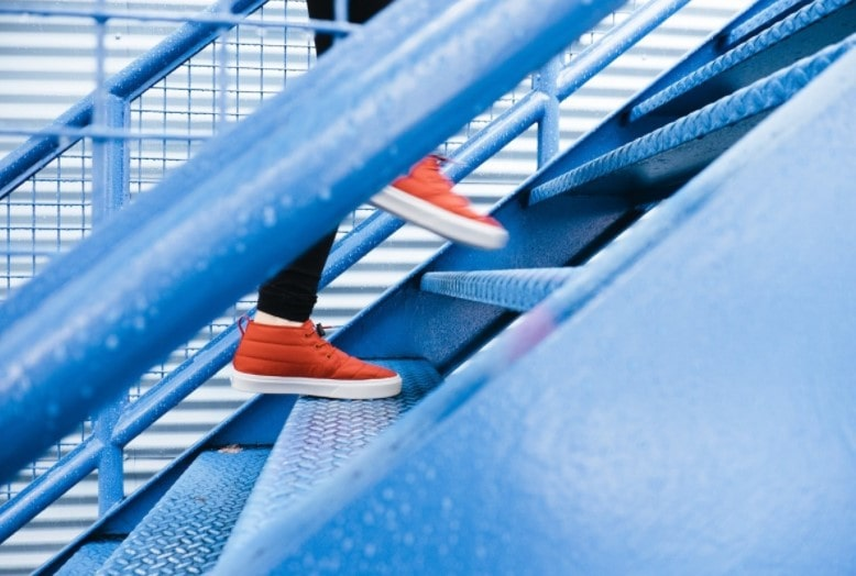 stair climber Morning Exercises For Weight Loss