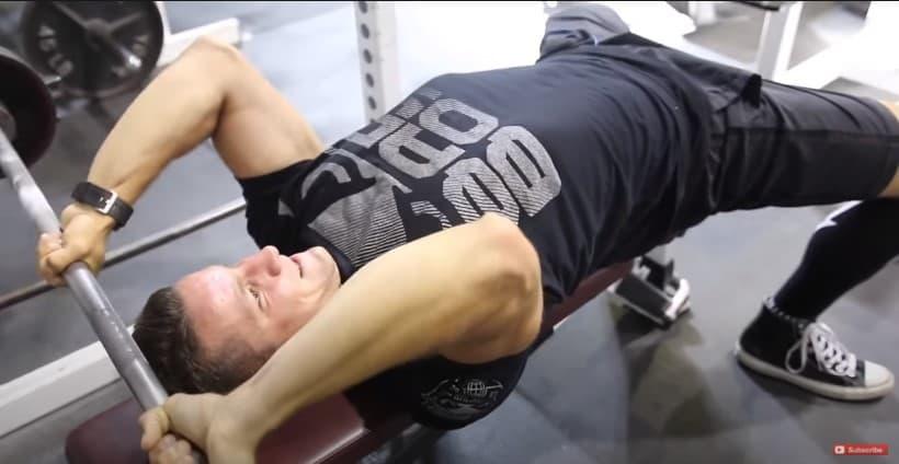 skull crushers exercise